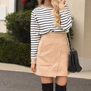 Sweaters - Striped Top